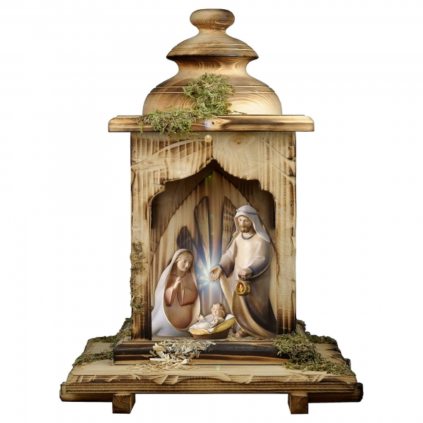 Comet Nativity Set - 5 Pieces with light