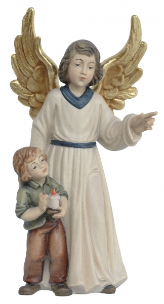 Guiding angel with Boy